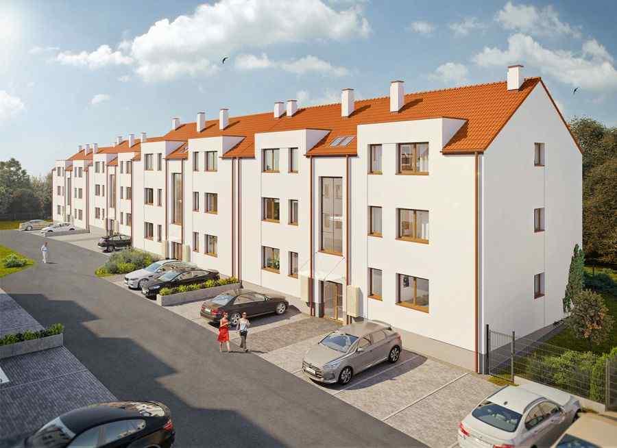 mieszkania na sprzedaż , Osiedle Klonowe 15, Wieliczka, ul. Zbożowa - KRN.pl