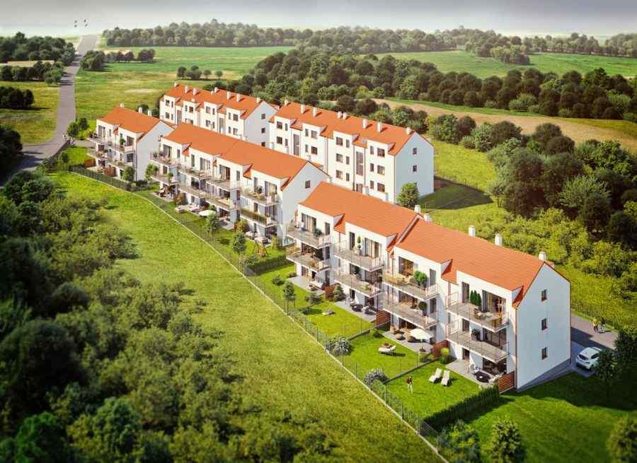 mieszkania na sprzedaż , Savan Investments Sp. z o. o., Wieliczka, ul. Zbożowa - KRN.pl