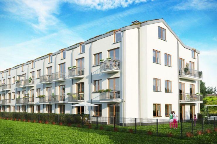 lokale użytkowe na sprzedaż, mieszkania na sprzedaż , Żmujdzka, Kraków, Prądnik Czerwony, ul. Żmujdzka - KRN.pl