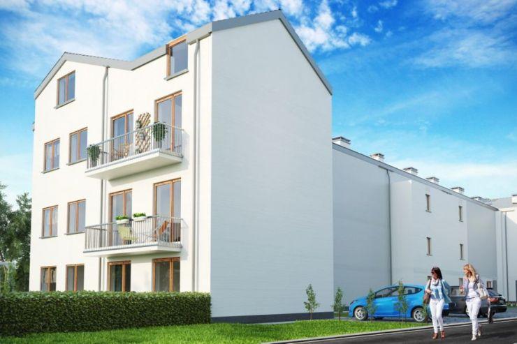 lokale użytkowe na sprzedaż, mieszkania na sprzedaż , ACATOM Sp. z o.o. Sp.k., Kraków, Prądnik Czerwony, ul. Żmujdzka - KRN.pl