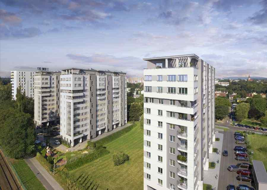 mieszkania na sprzedaż , Grupa Deweloperska START, Kraków, Bieżanów-Prokocim, ul. Republiki Korczakowskiej - KRN.pl