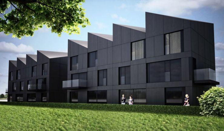 mieszkania na sprzedaż , TETMAJERA RESIDENCE, Kraków, Bronowice, ul. W. Tetmajera - KRN.pl