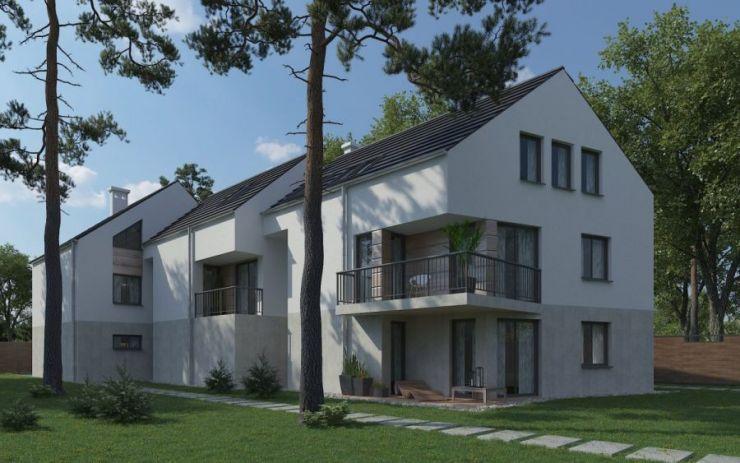 mieszkania na sprzedaż , Apartamenty nad Wilgą, Kraków, Swoszowice/Opatkowice, ul. J. Smoleńskiego - KRN.pl