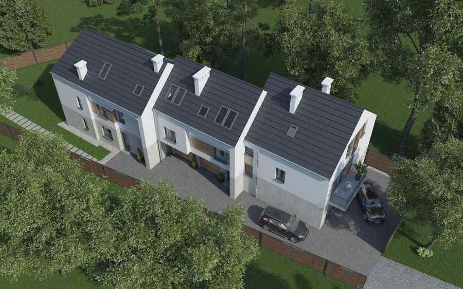 Dewi Development Group Sp.z o.o. Sp.k., Apartamenty nad Wilgą, Kraków, Swoszowice/Opatkowice, ul. J. Smoleńskiego - KRN.pl