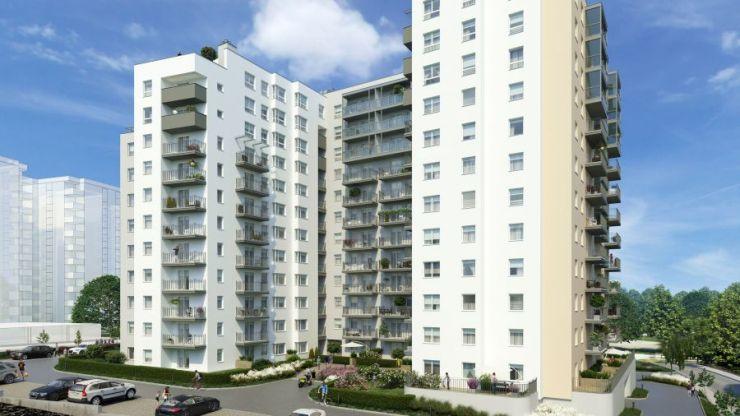 mieszkania na sprzedaż , Własne Miejsce, Kraków, Podgórze Duchackie/Piaski Wielkie, ul. Szpakowa - KRN.pl