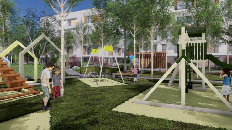 JANIA CONSTRUCTION, Wieliczka Park, Wieliczka, ul. Wygoda - KRN.pl