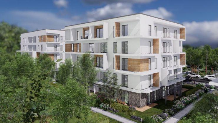 mieszkania na sprzedaż , Wieliczka Park, Wieliczka, ul. Wygoda - KRN.pl