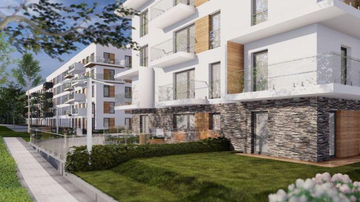 mieszkania na sprzedaż , JANIA CONSTRUCTION, Wieliczka, ul. Wygoda - KRN.pl