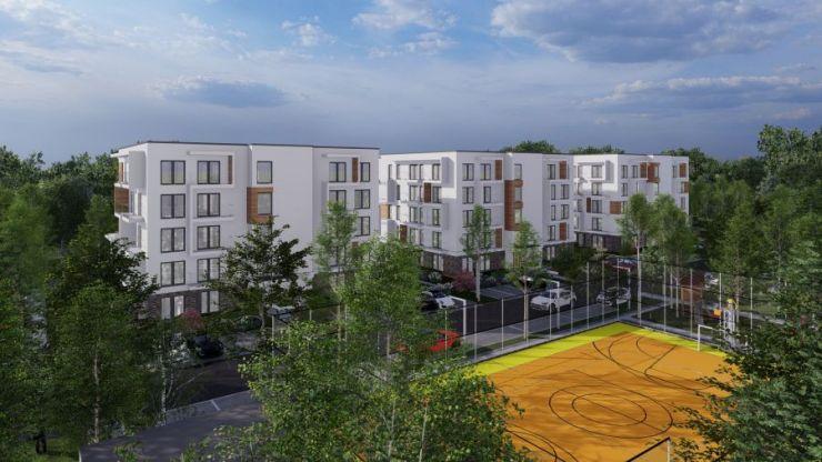 JANIA CONSTRUCTION, mieszkania na sprzedaż , Wieliczka, ul. Wygoda - KRN.pl
