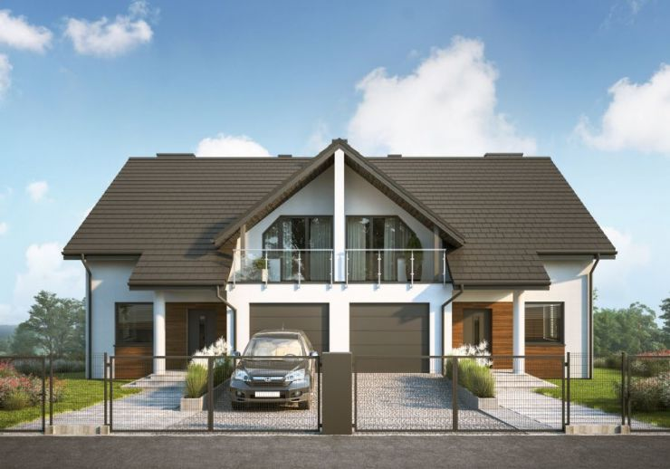 Vivid Estate Sp. z o.o., Sp.K,   Domy w Mnikowie, Mników - KRN.pl