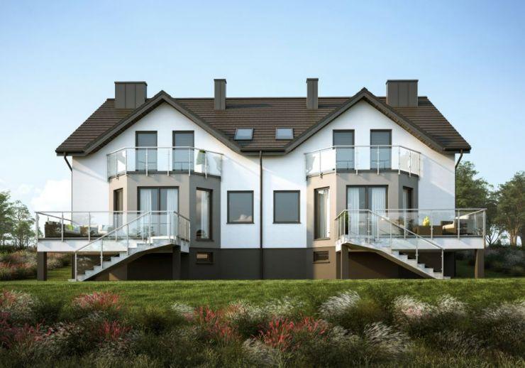 domy , Vivid Estate Sp. z o.o., Sp.K, Mników - KRN.pl