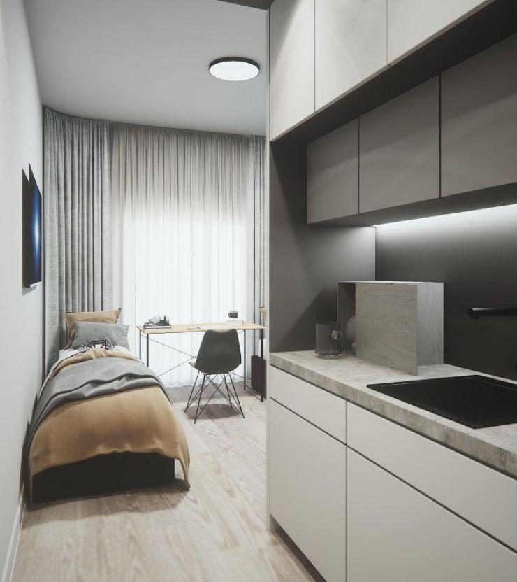 Sopot, ul. Rzemieślnicza, mieszkania na sprzedaż , ECO CAMPUS SOPOT Sp. z o.o.  - KRN.pl