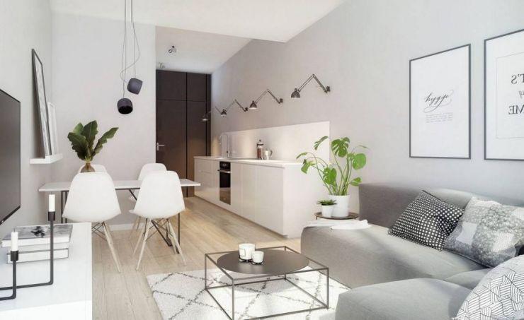 Apartamenty na Dębnikach, mieszkania na sprzedaż , Kraków, Dębniki, ul. M. Bałuckiego - KRN.pl