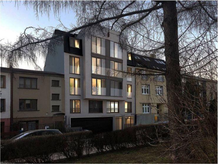 Apartamenty na Dębnikach, Kraków, Dębniki, ul. M. Bałuckiego - KRN.pl