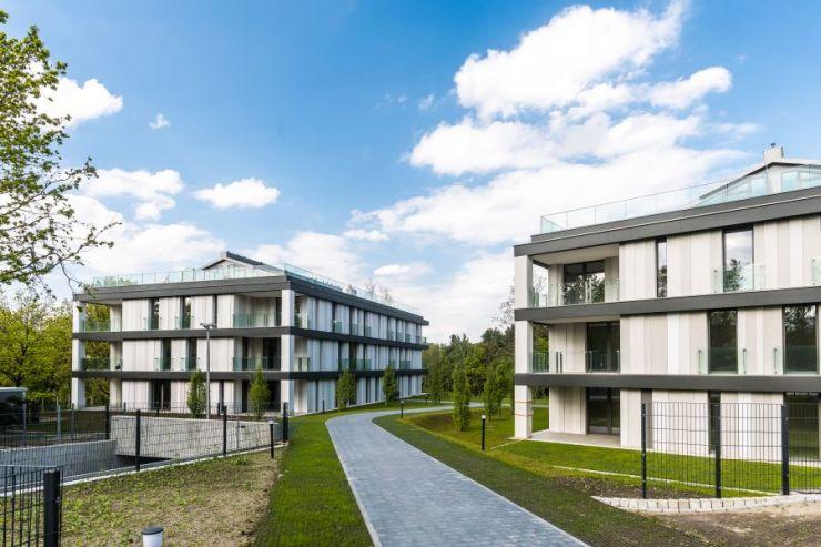 Apartamenty Klimaty, Kraków, Łagiewniki, ul. ks. W. Karabuły - KRN.pl