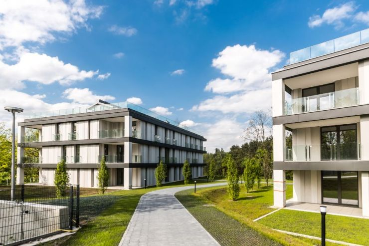 Apartamenty Klimaty Sp. z o.o. , Apartamenty Klimaty, Kraków, Łagiewniki, ul. ks. W. Karabuły - KRN.pl