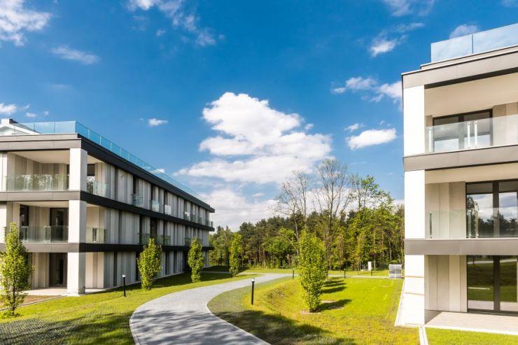 mieszkania na sprzedaż , Apartamenty Klimaty Sp. z o.o. , Kraków, Łagiewniki, ul. ks. W. Karabuły - KRN.pl