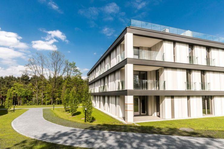 Apartamenty Klimaty, mieszkania na sprzedaż , Kraków, Łagiewniki, ul. ks. W. Karabuły - KRN.pl