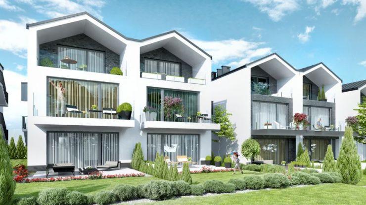 mieszkania na sprzedaż , Green Park Villa, Kraków, Bronowice, ul. ks. S. Truszkowskiego - KRN.pl