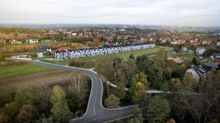 Kraków, Bronowice, ul. ks. S. Truszkowskiego, mieszkania na sprzedaż , IMPERIAL CAPITAL Sp. z o.o. GREEN PARK I Sp.k. - KRN.pl