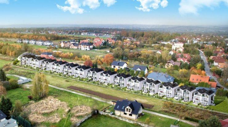 Green Park Villa, mieszkania na sprzedaż , Kraków, Bronowice, ul. ks. S. Truszkowskiego - KRN.pl