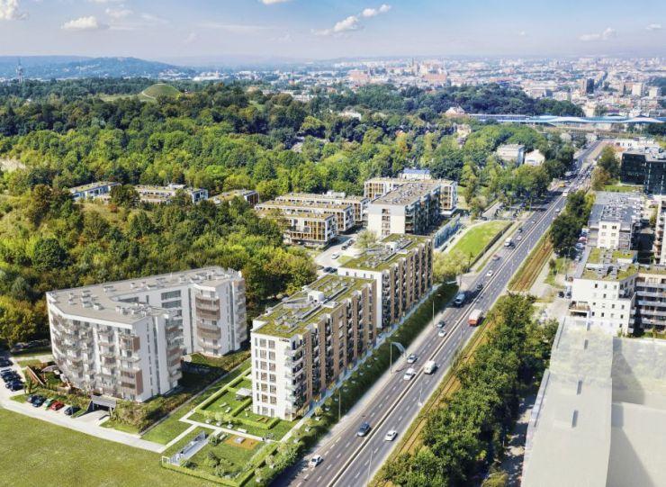 lokale użytkowe na sprzedaż, mieszkania na sprzedaż , Jerozolimska, Kraków, Podgórze, ul. Jerozolimska - KRN.pl