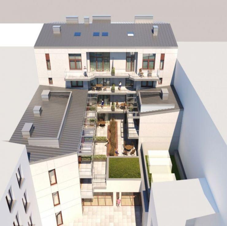Monea Properties, Długa Residence, Kraków, Stare Miasto, ul. Długa - KRN.pl