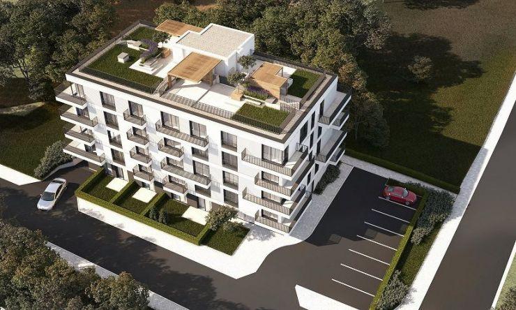 Apartamenty Glogera, Kraków, Prądnik Biały, ul. Żwirowa - KRN.pl