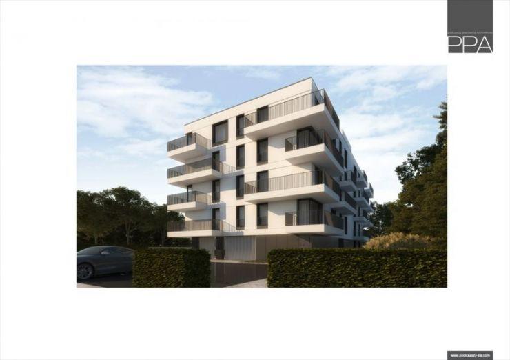 lokale użytkowe na sprzedaż, mieszkania na sprzedaż , Apartamenty Glogera, Kraków, Prądnik Biały, ul. Żwirowa - KRN.pl