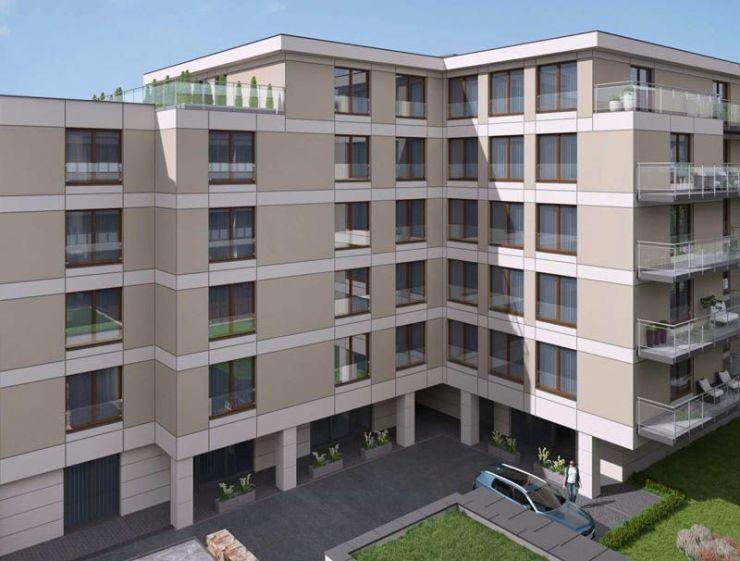 lokale użytkowe na sprzedaż, mieszkania na sprzedaż , Verona House, Kraków, Podgórze, ul. Bohaterów Getta - KRN.pl