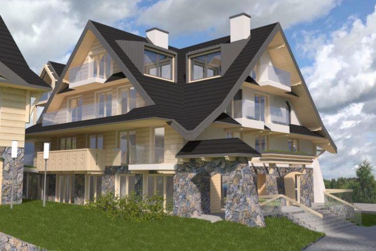 mieszkania na sprzedaż , Tatra Square Sp. z o.o., Zakopane, ul. Jaszczurówka-Bory - KRN.pl