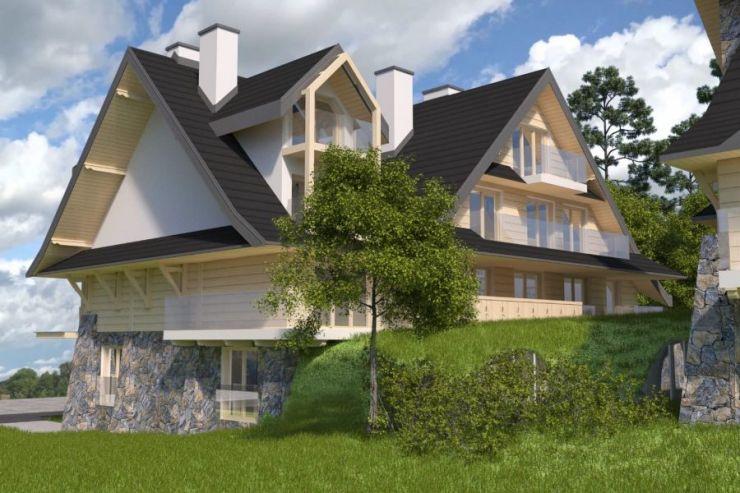 Zakopane, ul. Jaszczurówka-Bory, mieszkania na sprzedaż , Tatra Square Residence - KRN.pl