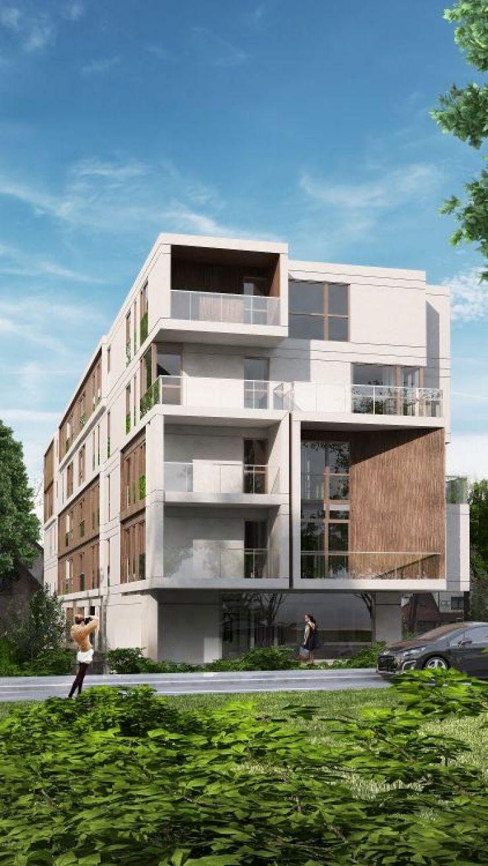 mieszkania na sprzedaż , HSD INWESTYCJE Sp. z o.o. S.K., Kraków, Prądnik Czerwony, ul. Dominikanów - KRN.pl