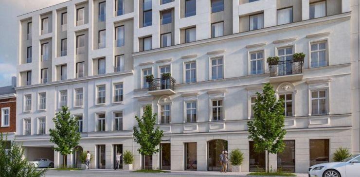 mieszkania na sprzedaż , Kościuszki 22, Kraków, Zwierzyniec, ul. gen. T. Kościuszki - KRN.pl