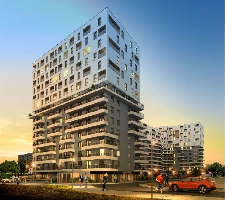 mieszkania na sprzedaż , OSIEDLE KRK Etap II, Kraków, Bronowice, ul. Stańczyka - KRN.pl