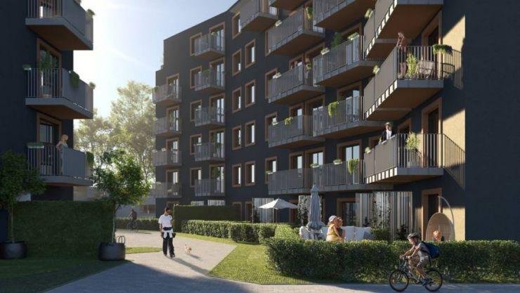 mieszkania na sprzedaż , Echo Investment S.A. , Kraków, Podgórze, ul. Rydlówka - KRN.pl