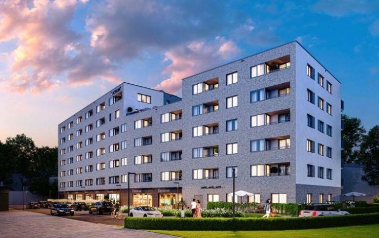 mieszkania na sprzedaż , APARTAMENTY MIKOŁOWSKA, Gliwice, ul. Mikołowska - KRN.pl
