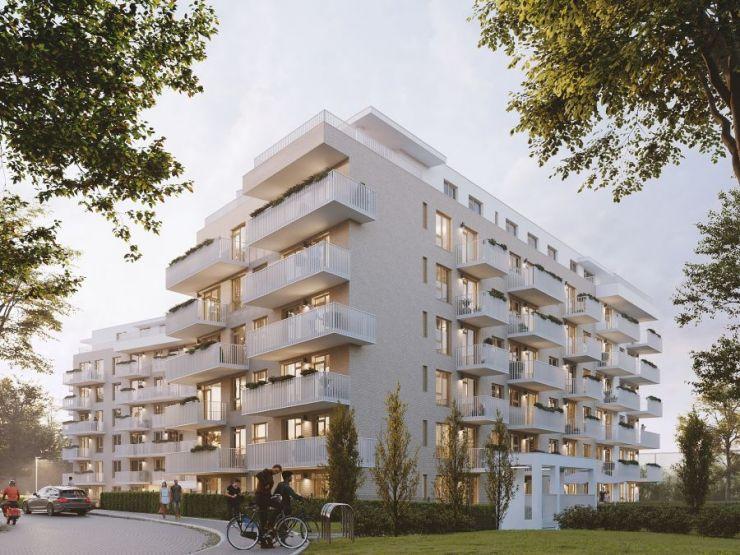 mieszkania na sprzedaż , Osiedle Safrano, Kraków, Dębniki, ul. Krokusowa - KRN.pl