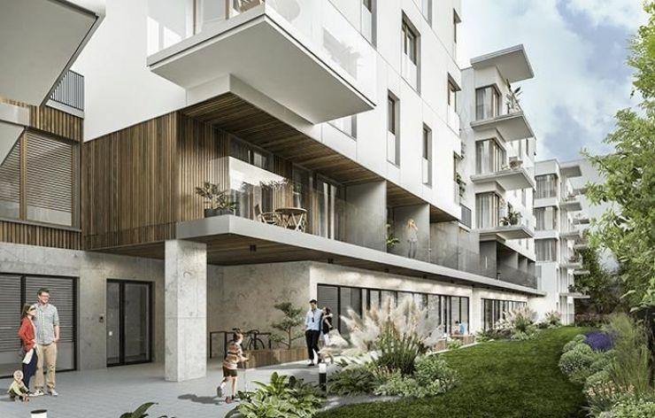 mieszkania na sprzedaż , Apartamenty Kościuszki 47, Kraków, Zwierzyniec, ul. gen. T. Kościuszki - KRN.pl