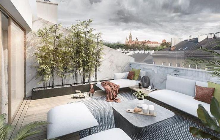 GMC Development Sp. z o. o. S.K., Apartamenty Kościuszki 47, Kraków, Zwierzyniec, ul. gen. T. Kościuszki - KRN.pl