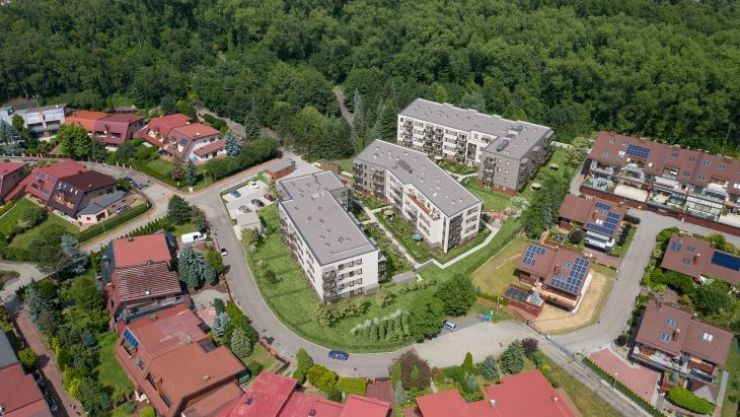 mieszkania na sprzedaż , Daszyńskiego Park, Katowice, Wełnowiec-Józefowiec, ul. I. Daszyńskiego - KRN.pl