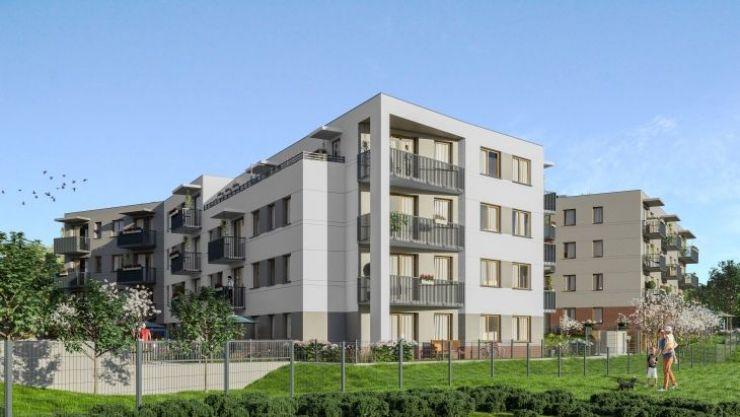 mieszkania na sprzedaż , ACATOM Sp. z o.o. Sp.k., Katowice, Wełnowiec-Józefowiec, ul. I. Daszyńskiego - KRN.pl