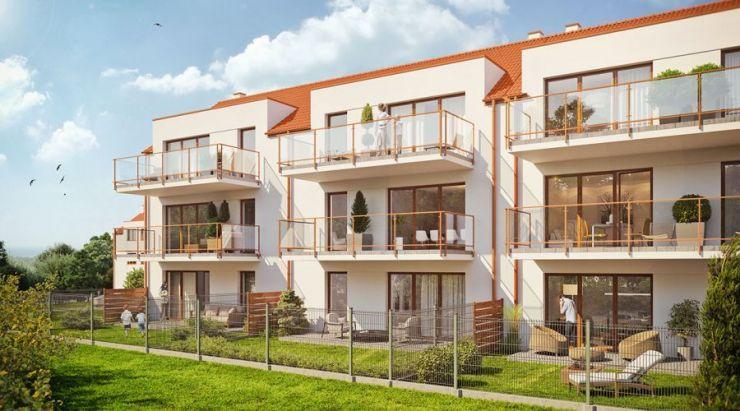 mieszkania na sprzedaż , Osiedle Klonowe 17, Wieliczka, ul. Topolowa - KRN.pl