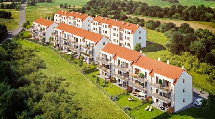 mieszkania na sprzedaż , Savan Investments, Wieliczka, ul. Topolowa - KRN.pl