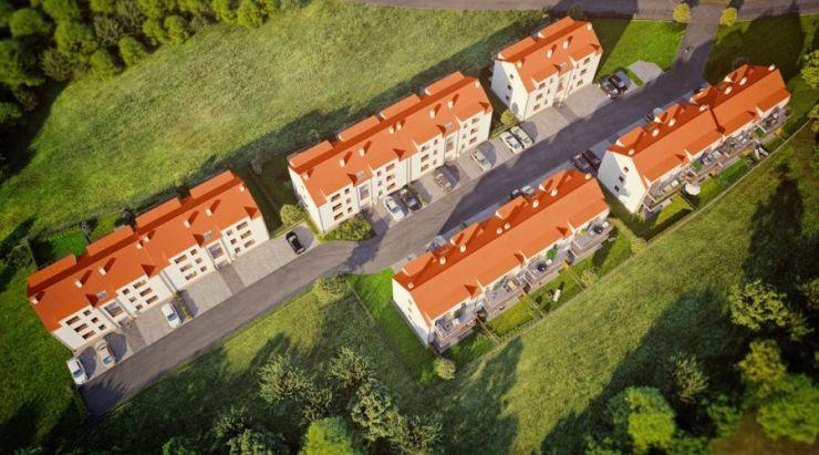 Wieliczka, ul. Topolowa, mieszkania na sprzedaż , Osiedle Klonowe 17 - KRN.pl
