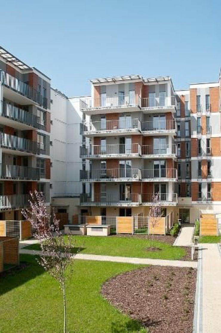 lokale użytkowe na sprzedaż, mieszkania na sprzedaż , Archicom Polska S.A., Kraków, Grzegórzki, ul. Dąbska - KRN.pl