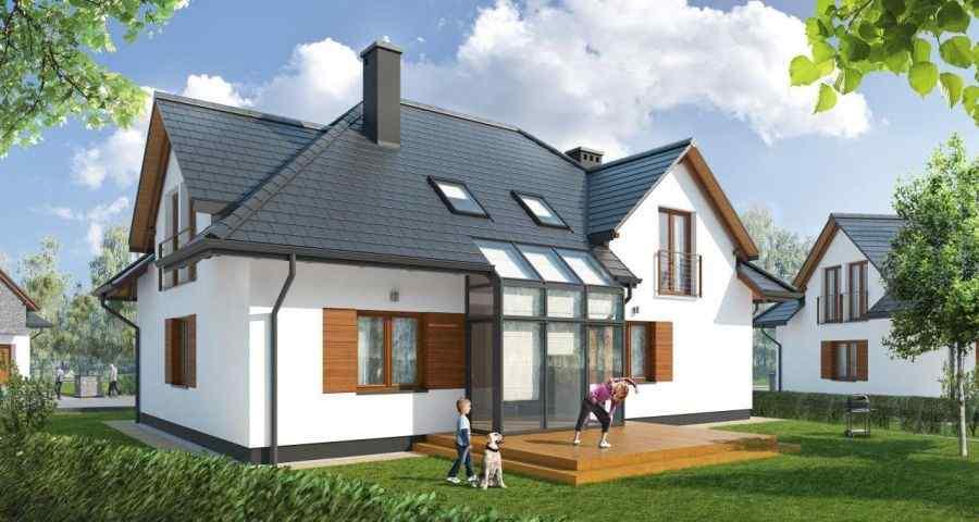 Przebieczany, domy , CB Panel System Sp. z o.o. - KRN.pl