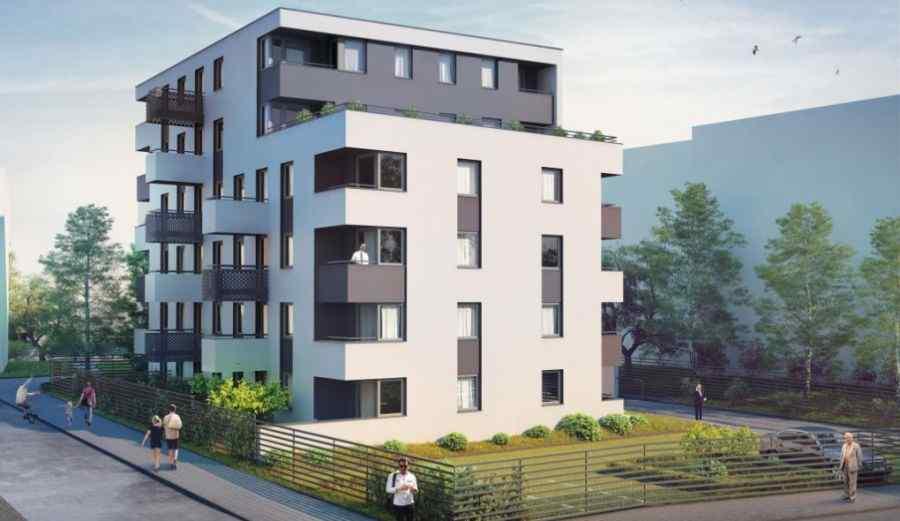 mieszkania na sprzedaż , Villa Sento, Kraków, Łagiewniki, ul. Zbrojarzy - KRN.pl