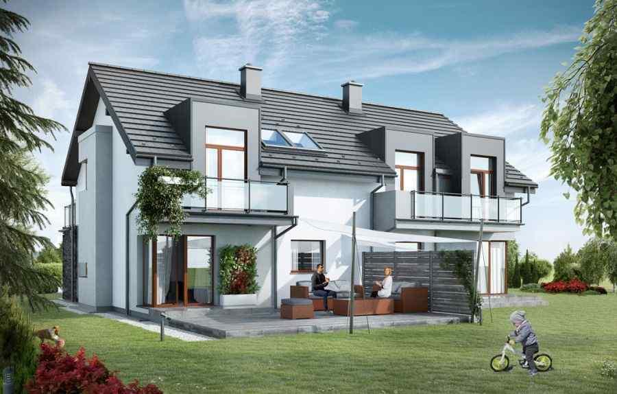 domy na sprzedaż, Panorama Grabówki, Grabówki - KRN.pl