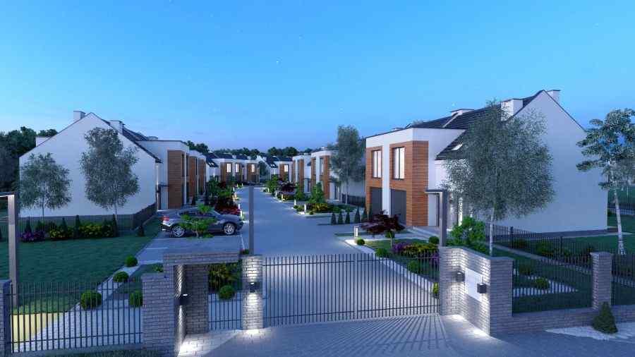 mieszkania, domy na sprzedaż, Prestige City, Kraków, Podgórze - KRN.pl